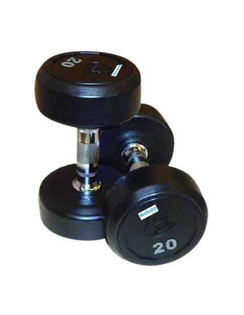 Rubber Dumbbell Crossfit Home Gym Equipment for Weight Lifting pictures & photos