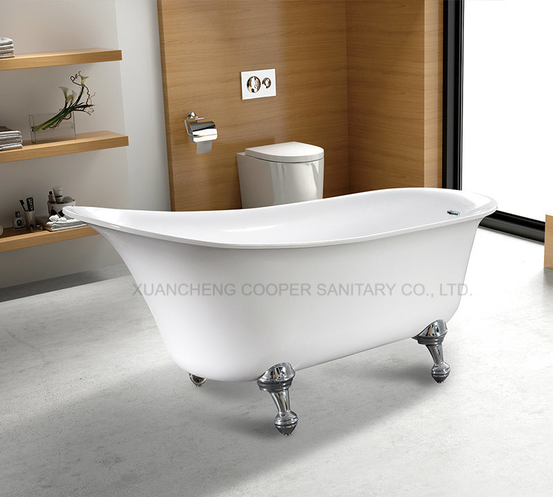 Claw foot Bath Tub Shelf//CO