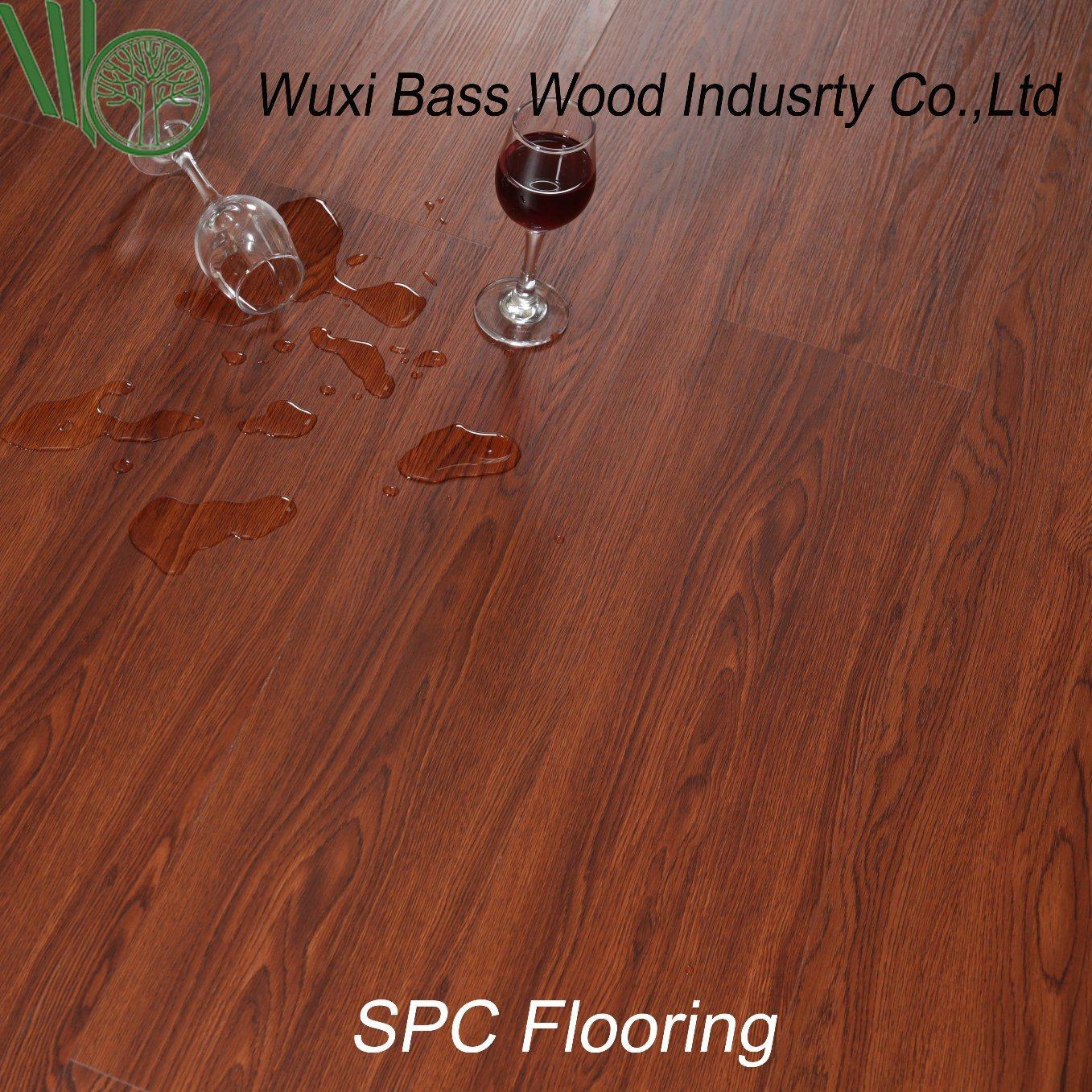 Locking Joint System Spc Flooring Formaldehyde Free
