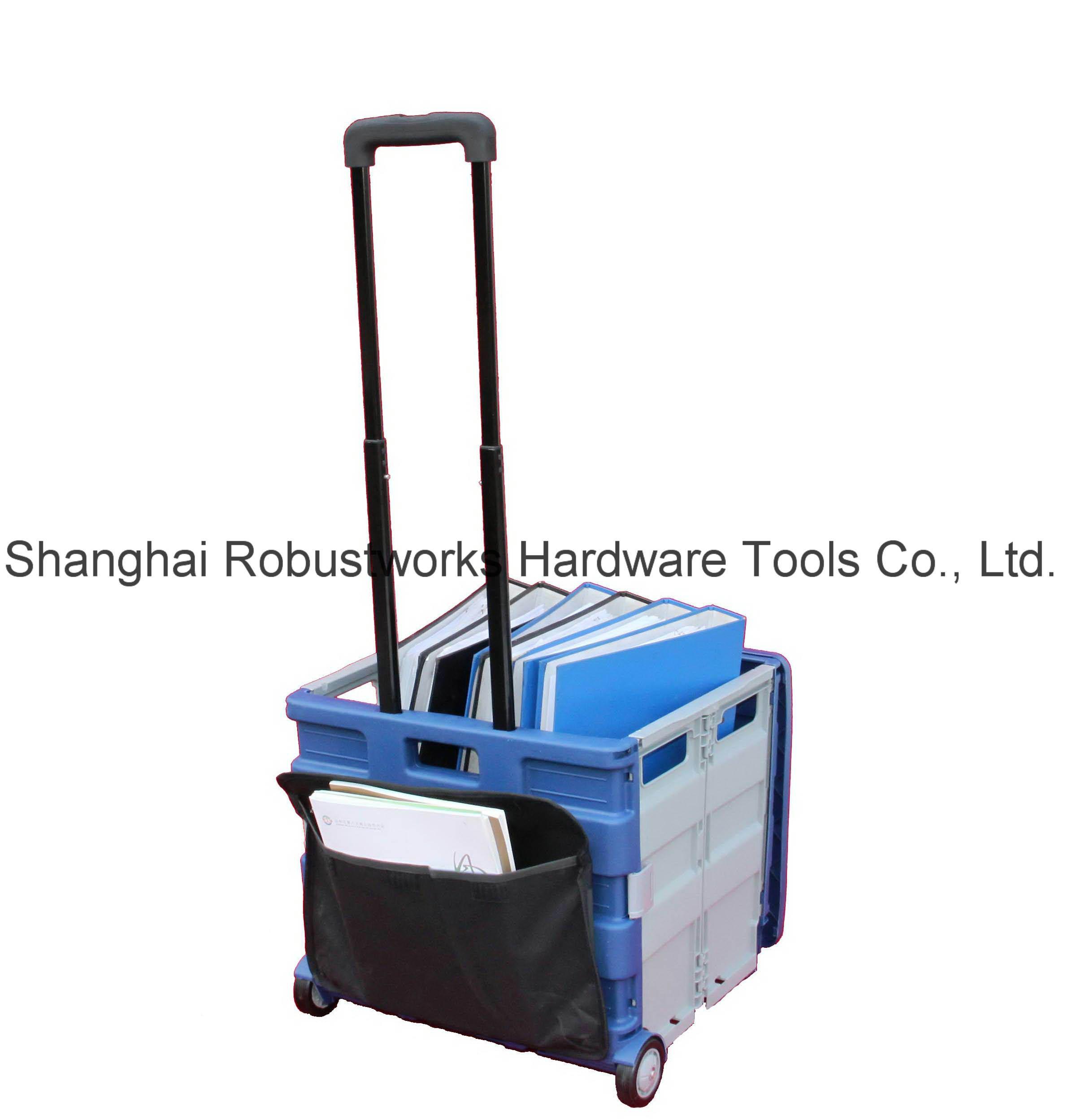 Portable Folding File Cart Fc405k