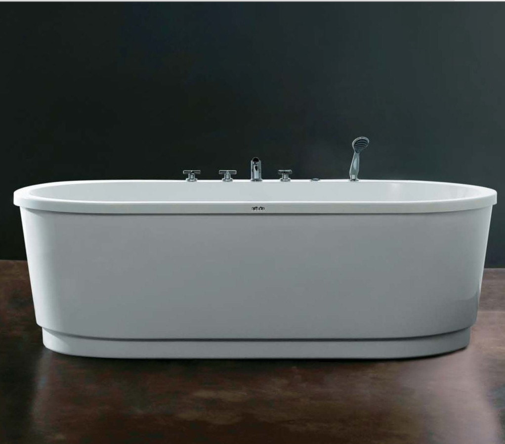 China Air Bubble Massage Bathtub with Ce/ Cupc Certificate Photos ...