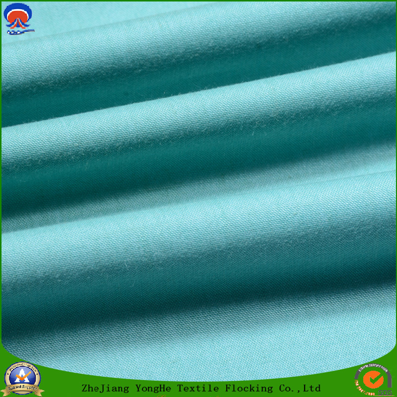 Home Textile Woven T/C 88*64 Polyester Waterproof Blackout Curtain Fabric
