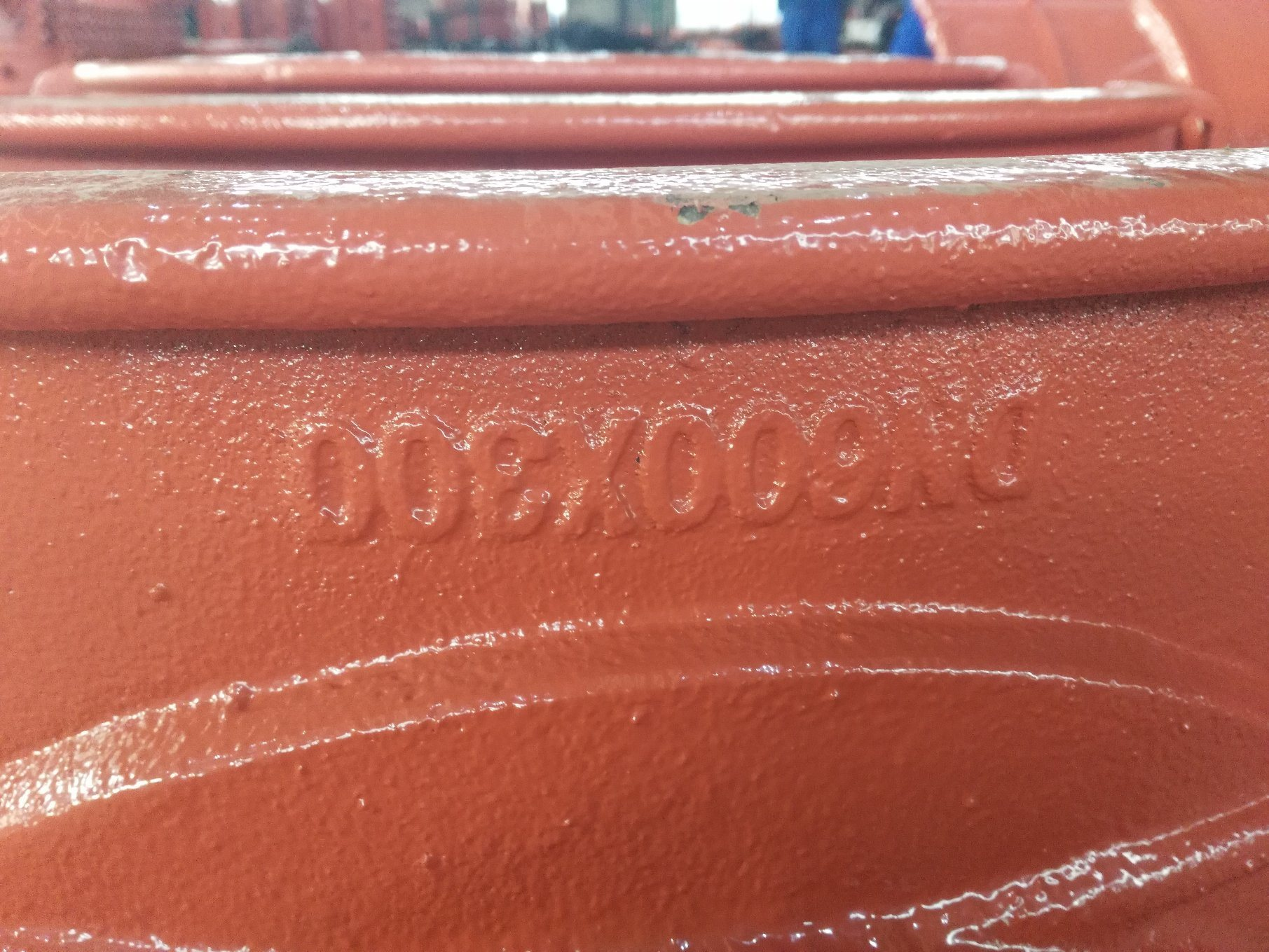 Pipe Hot Tapping Saddle H600X300, Saddle, Tapping Sleeve, Saddle Clamp, Tapping Tee, Branch Saddle, Tapping Saddle for Cast Iron Pipe, Ductile Iron Pipe