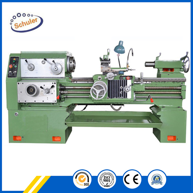 [Hot Item] Ca6140 Metal Lathes Conventional Gap Manual Lathe Machine