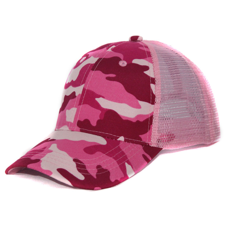 da7f5402bde China Cheap Price Blank Pink Camo Elastic Back Baseball Cap (GKA01-Q0092) - China  Baseball Cap