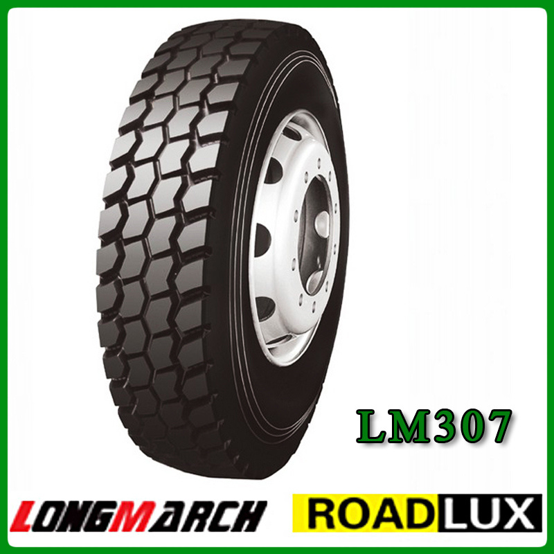 Longmarch All Steel Truck Tyre 295/80r22.5 Heavy Duty Truck Tire pictures & photos