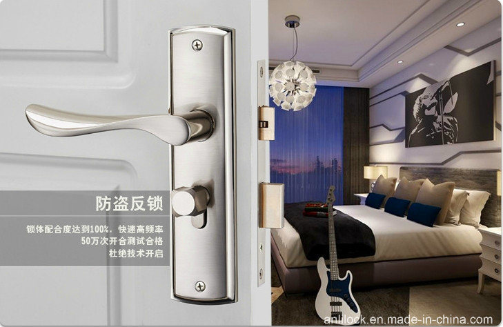 Door Lock, Indoor Door Lock, Mortise Lock, Ms1008 pictures & photos