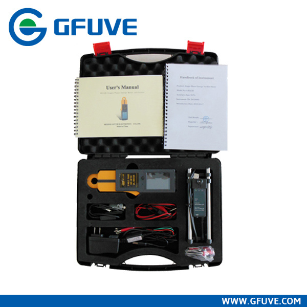 Gf112b Portable Single Phase Meter Calibrator