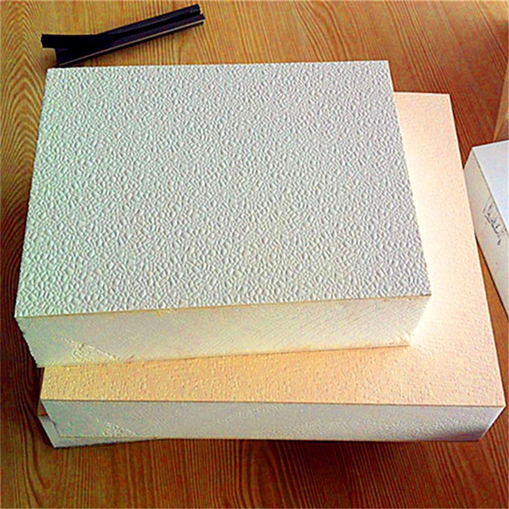 China Big Size Seamless Fiberglass Eps Foam Sandwich Panel