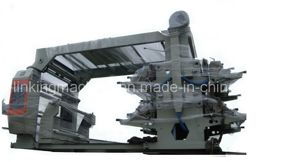 Flexo Printing Machine for Paper and PP/PE