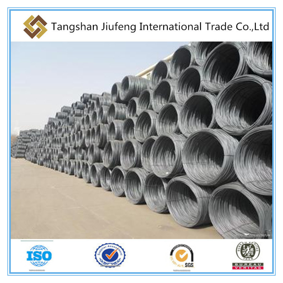 China Low Carbon Steel Wire Rod, 5.5-12mm Steel Wire Rod Price ...