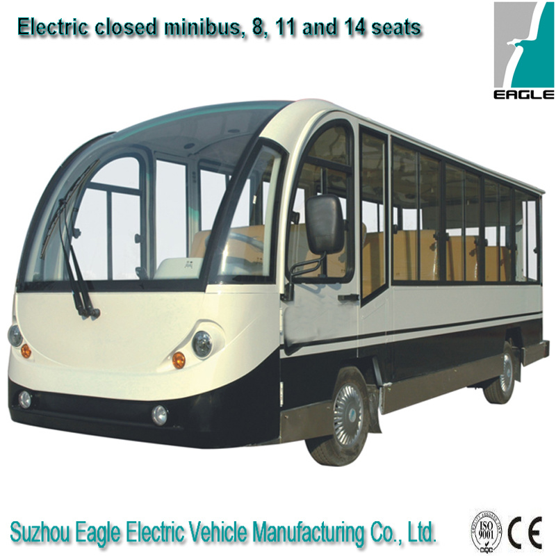 Electric Car, More Than 9 Seats, Electric, Eg6118kbf pictures & photos
