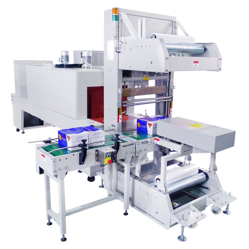 Fully-Auto Sleeve Sealing & Shrink Tunnel Machine (GH-6030A) pictures & photos