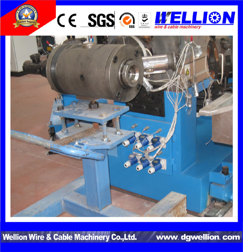 China Multi Wire PVC Coating Machine Manufacturer - China ...