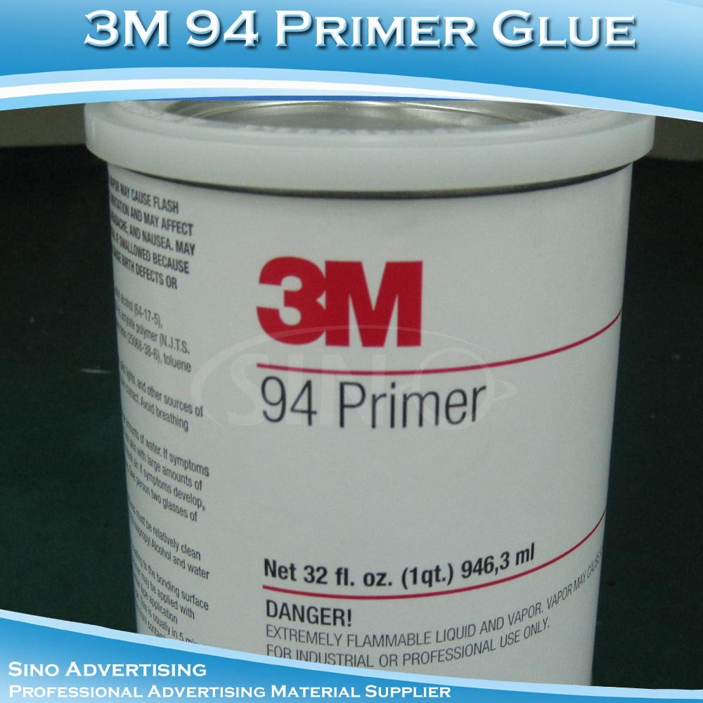 China Fast Shipping Strong Stick Force 3m 94 Primer Vinyl