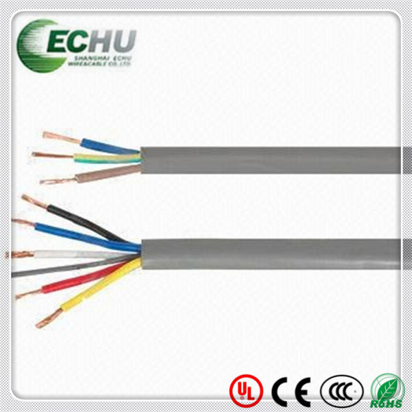 China Round Electrical Elevator Cable (8544492100 (HS Code)) - China ...