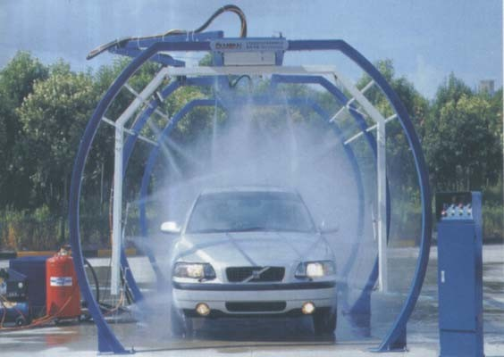 Brushless Car Wash >> China Overpass Brushless Car Washing Machine - China ...