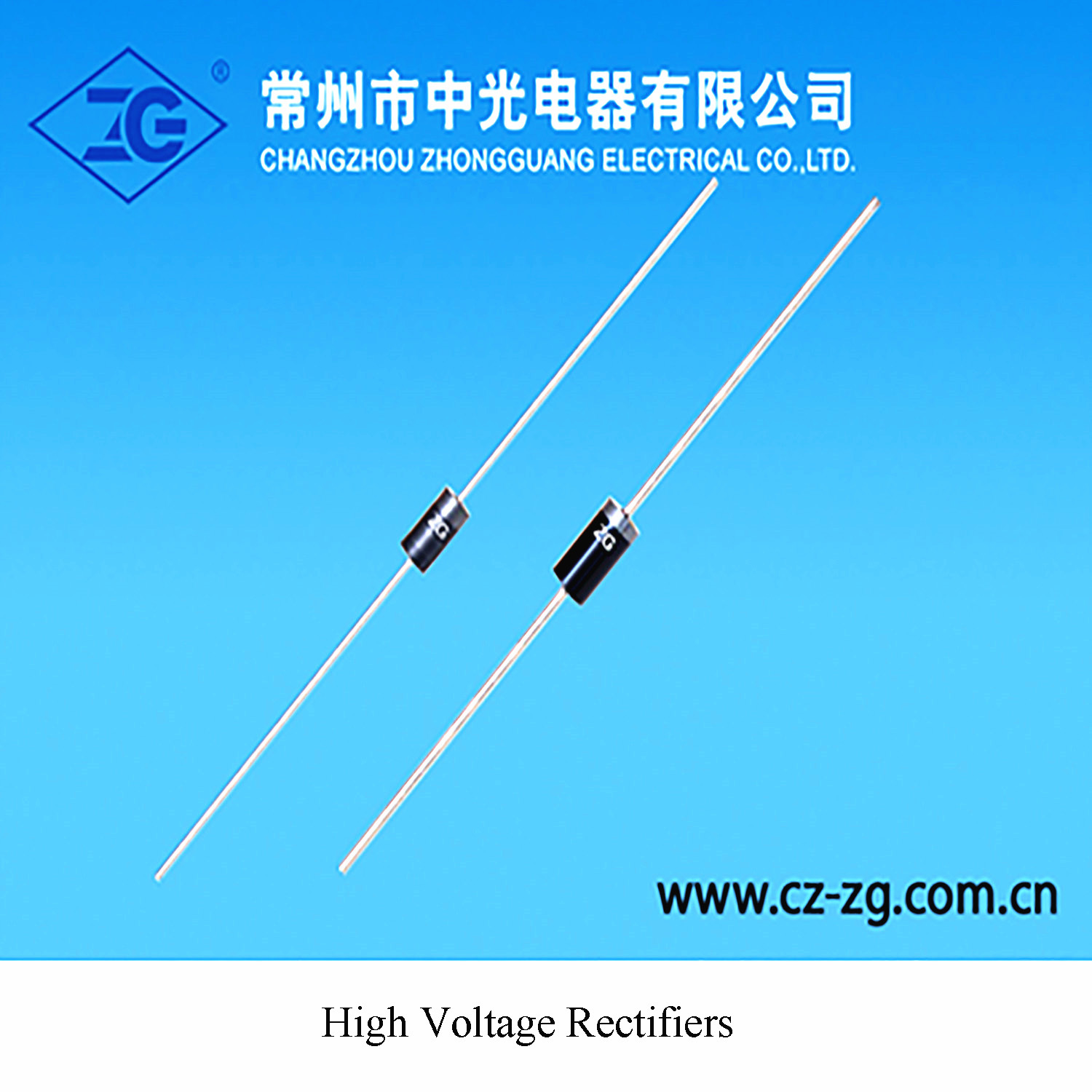 China High Voltage Rectifiers Rectifier Diode Circuit
