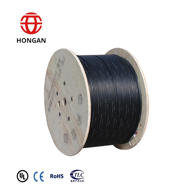 China Loose Tube Non-Metallic Strength Member Non-Armored Fiber ...