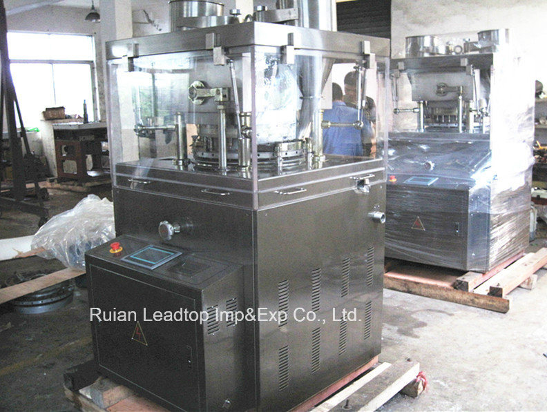 Zp-31d Double Side Pressing Tablet Making Machine