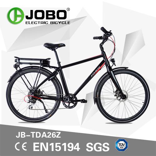 China 700c 250w Mtb Moped Bicycle Dutch Electric Battery Bike Jb