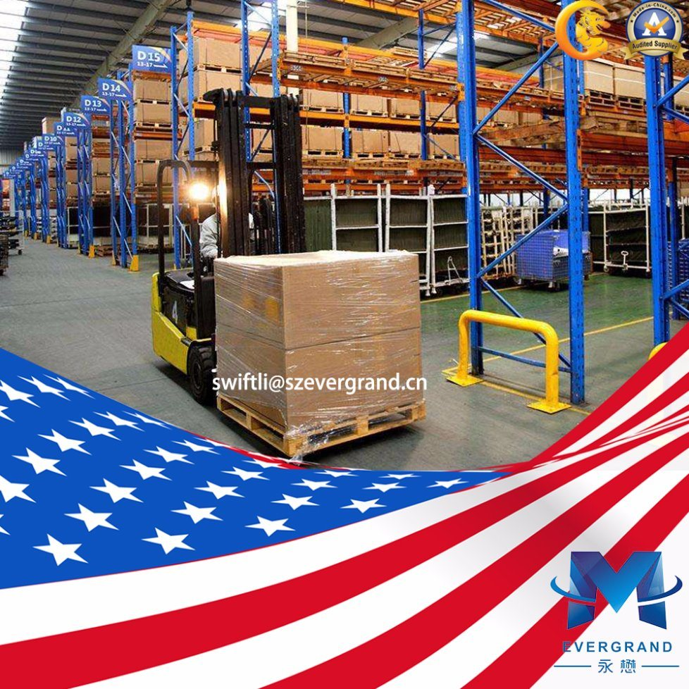 Reliable China Freight Forwarder to USA pictures & photos