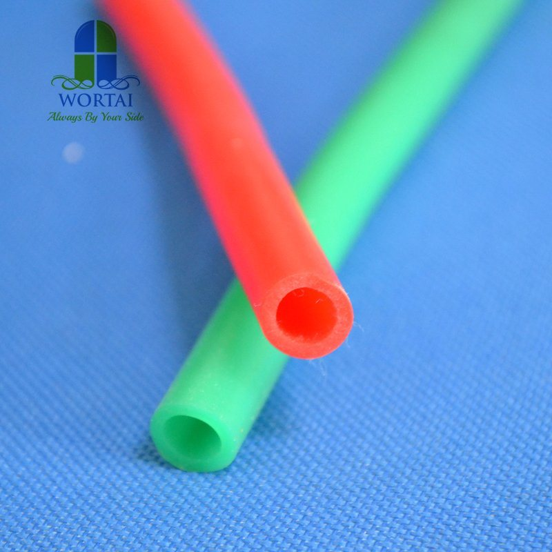 Heat Resistant Silicone Rubber Vacuum Hose Flexible Tube Rubber Pipe pictures & photos