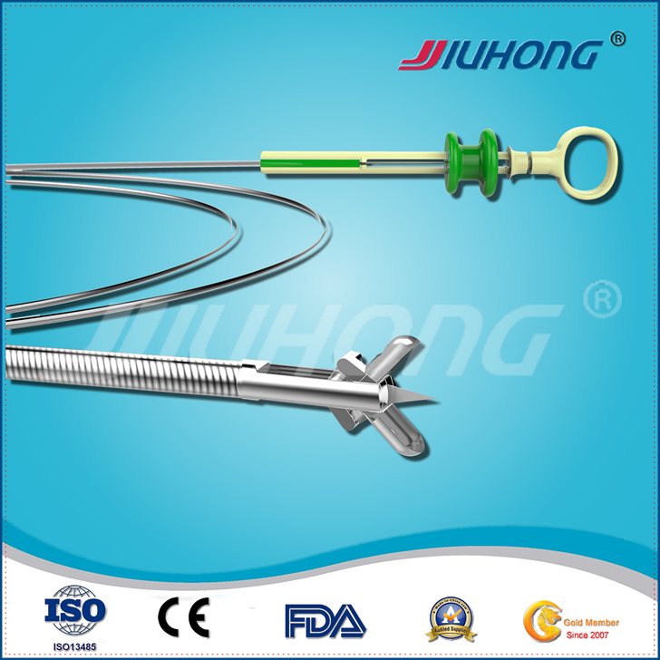 Disposable Biopsy Forceps with Ce ISO FDA Approved