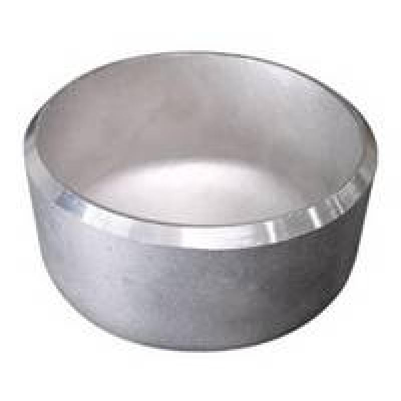 Smooth Surface Carbon Steel/Stainless Steel Seamless Pipe Fitting Cap pictures & photos