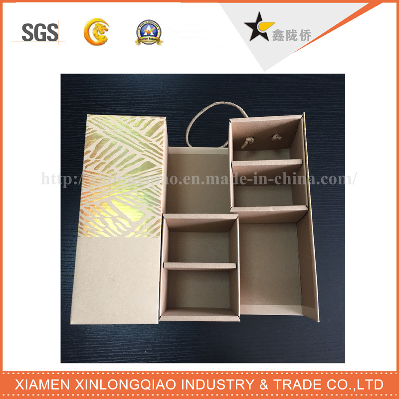 Paper Gift Packaging Folding Display Jewelry Watch Plastic Boxes Box