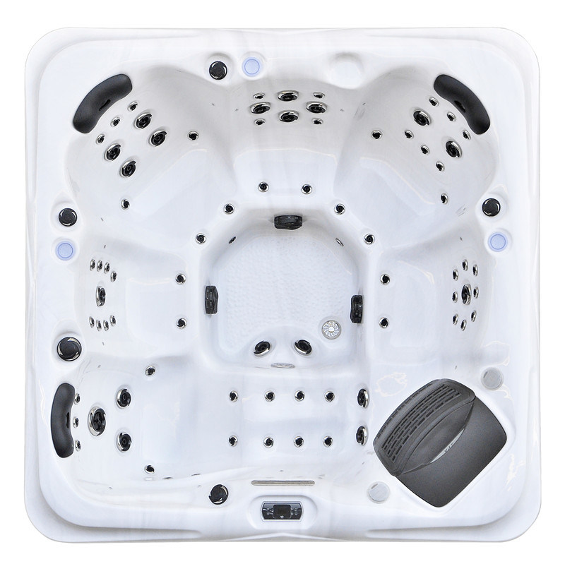 China Kgt Cool Style 6 Persons Outdoor SPA Massage Tubs Jcs-08s ...
