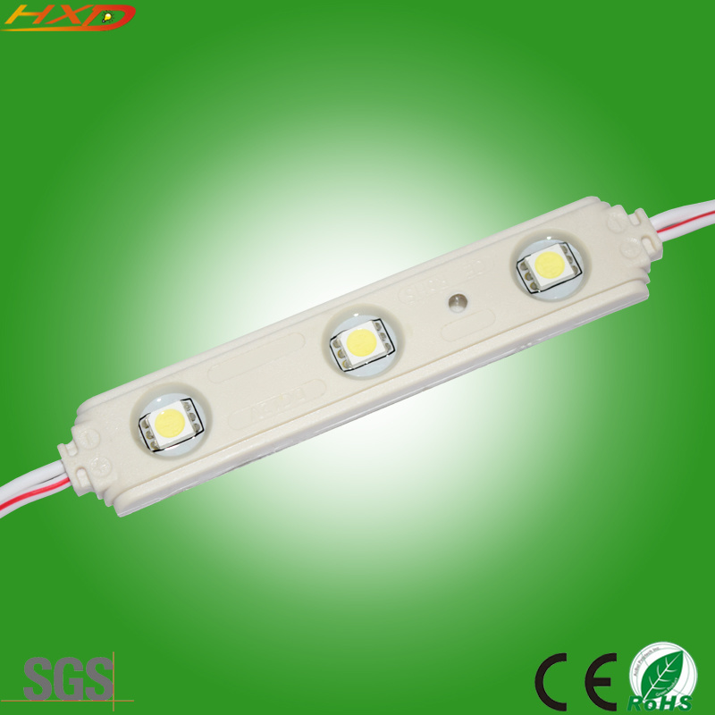 Injection 5050 LED Modules/ Waterproof LED Module/ Injection Module