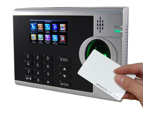 [Hot Item] Biometric Fingerprint and ID Card Reader Time Attendance  (3000TC/ID)
