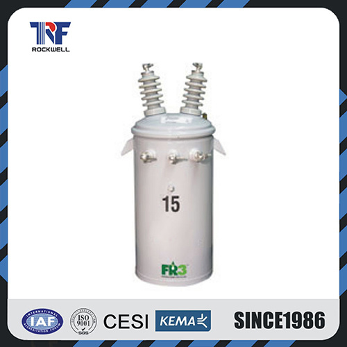 Pole Mounted Single Phase Distribution Transformer pictures & photos