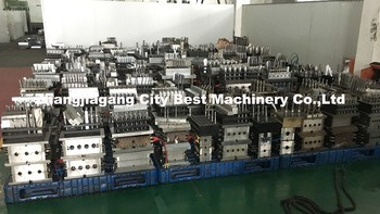 High Quality Standard Plastic Printing Bucket Injection Molding Making Machine Suppling Factory pictures & photos