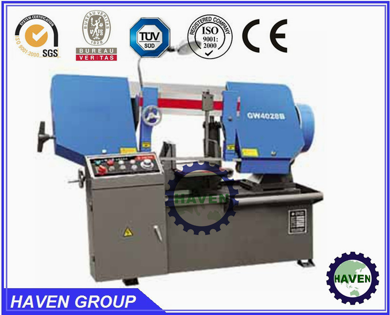 GH4240X Hydraulic Horizontal and High Precision Band Saw Machine pictures & photos