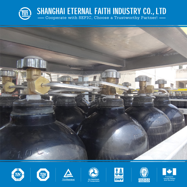High Pressure Bottle Rack : China offshore dnv rack gas cylinder high pressure