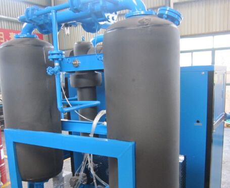 Combination Refrigerated High Temperature Desiccant Air Dryer (KRD-12MZ)