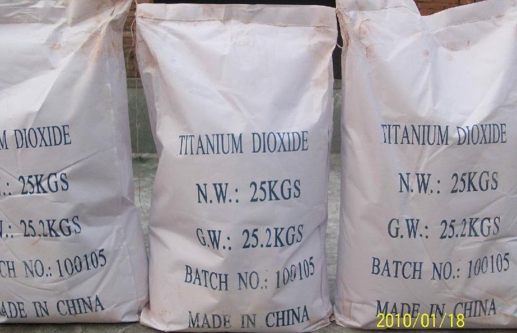 Titanium Dioxide for Industrial production use