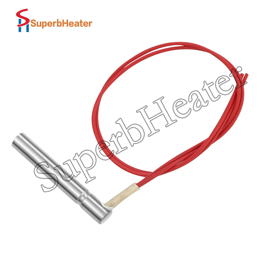 China Electric Heating Element Cartridge Heater with Teflon Lead ...