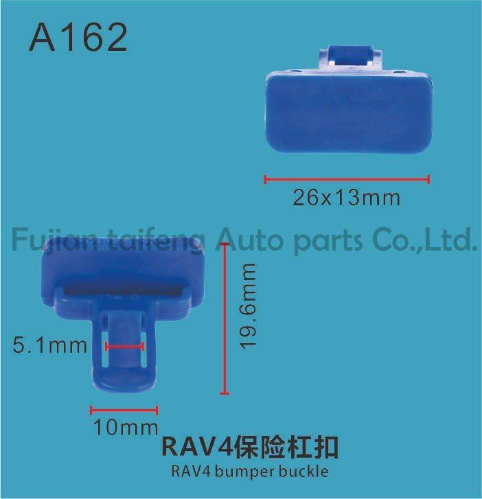 China New Universal Useful Plastic Car Auto Interior Door Trim Clips