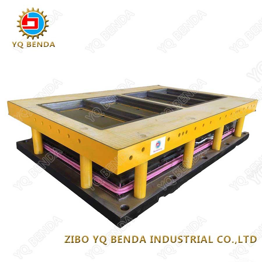 China Benda High Quality Ceramic Tile Mould Made Of Steel China