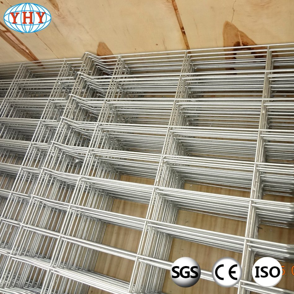 Hot Sale Electro Galvanized Welded Wire Fence Panels From China ...