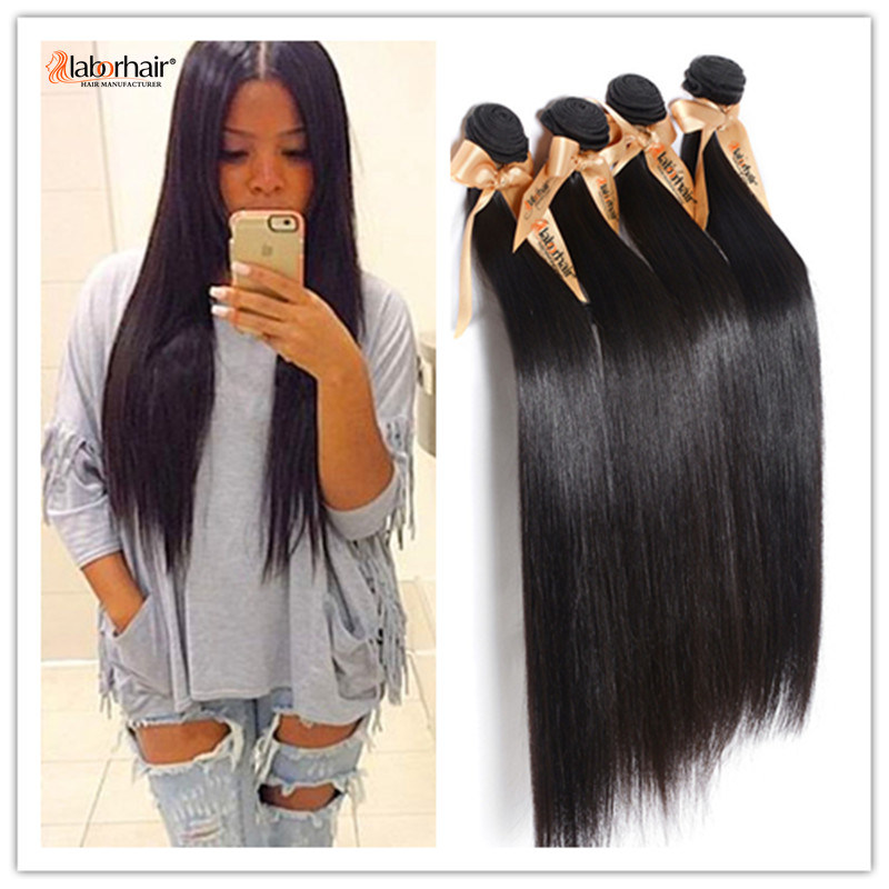 China Grade 9a 100 Body Wave Virgin Indian Remy Human Hair