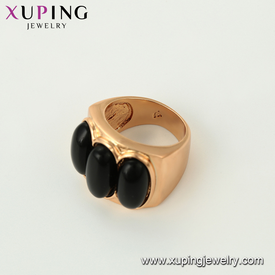 China Fashion Simple Gold Ring Without Stone Wholesale 18K Gold ...