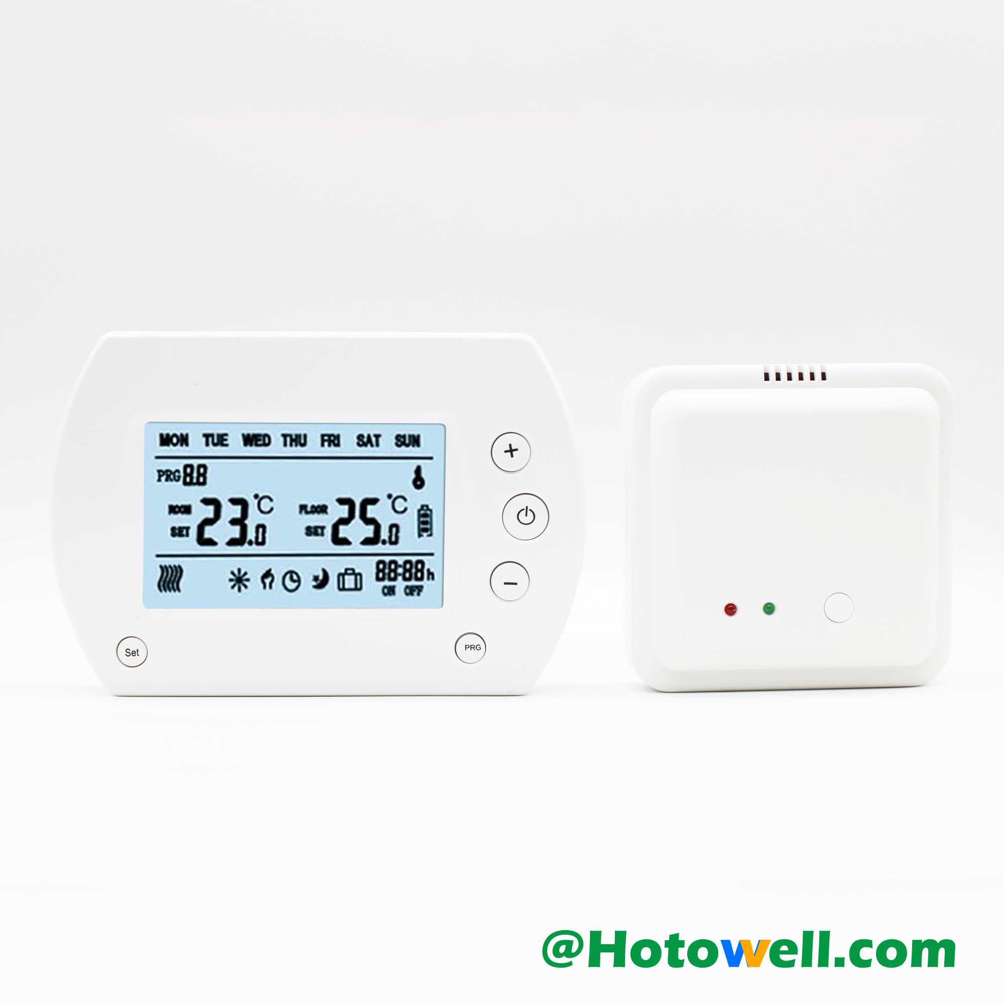 Wireless Thermostat For Central Air Honeywell Wiring Diagram China Conditioning Temperature 8 Zone