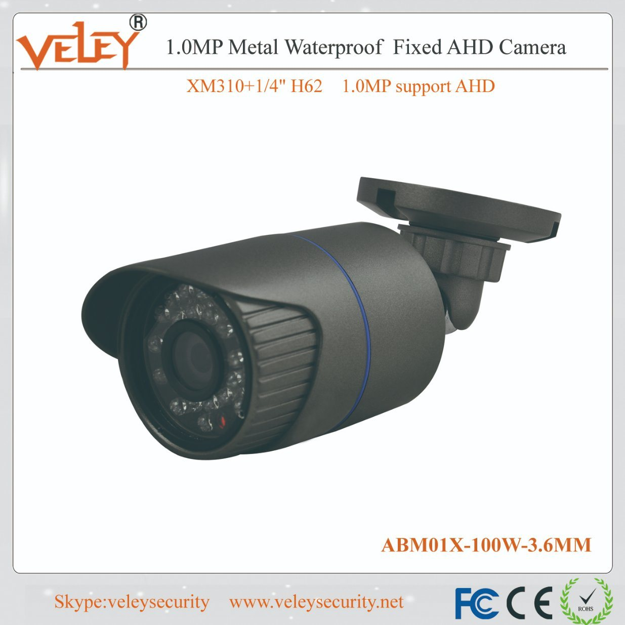 Cheap 2MP 4MP 5MP CCD Camera CCTV Security IR Bullet pictures & photos