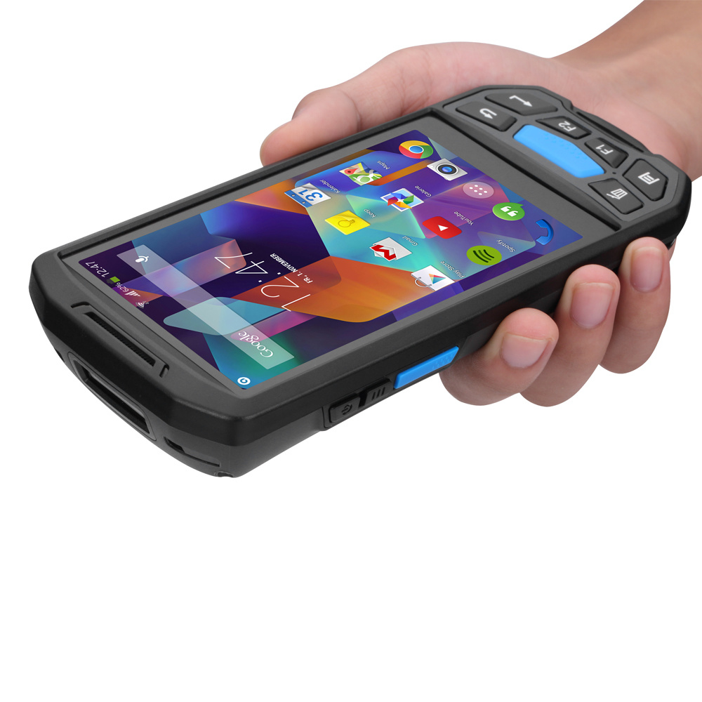 China Rugged Android Handheld Terminal 1d 2D Qr Code Laser