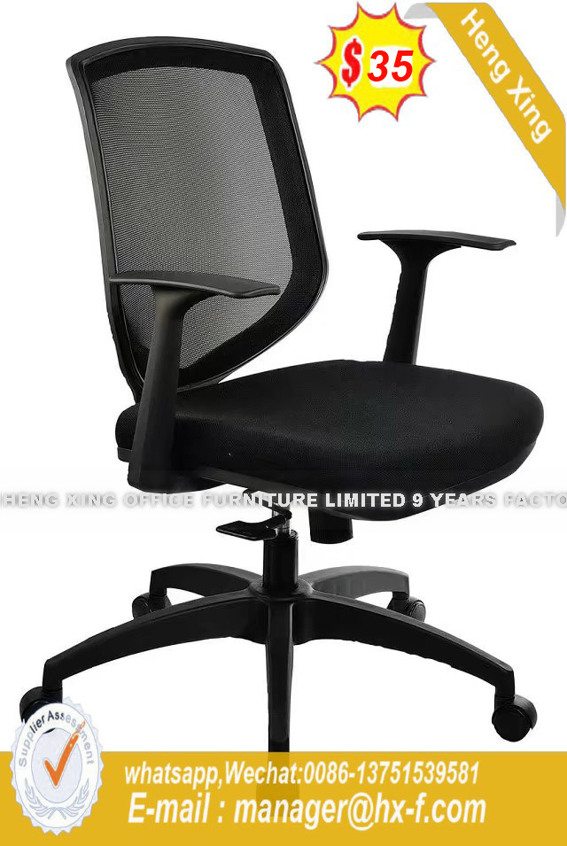 Factory Cheapest Price Workation Clerk Staff Office Fabric Swivel Chair pictures & photos