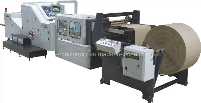 CE Paper Bag Machine